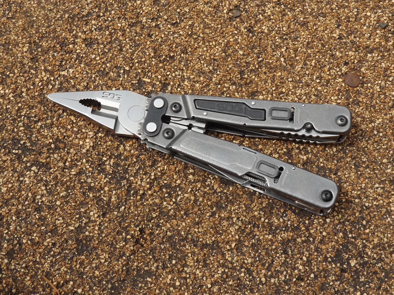 SOG's Power Grab Multi-Tool, by Pat Cascio