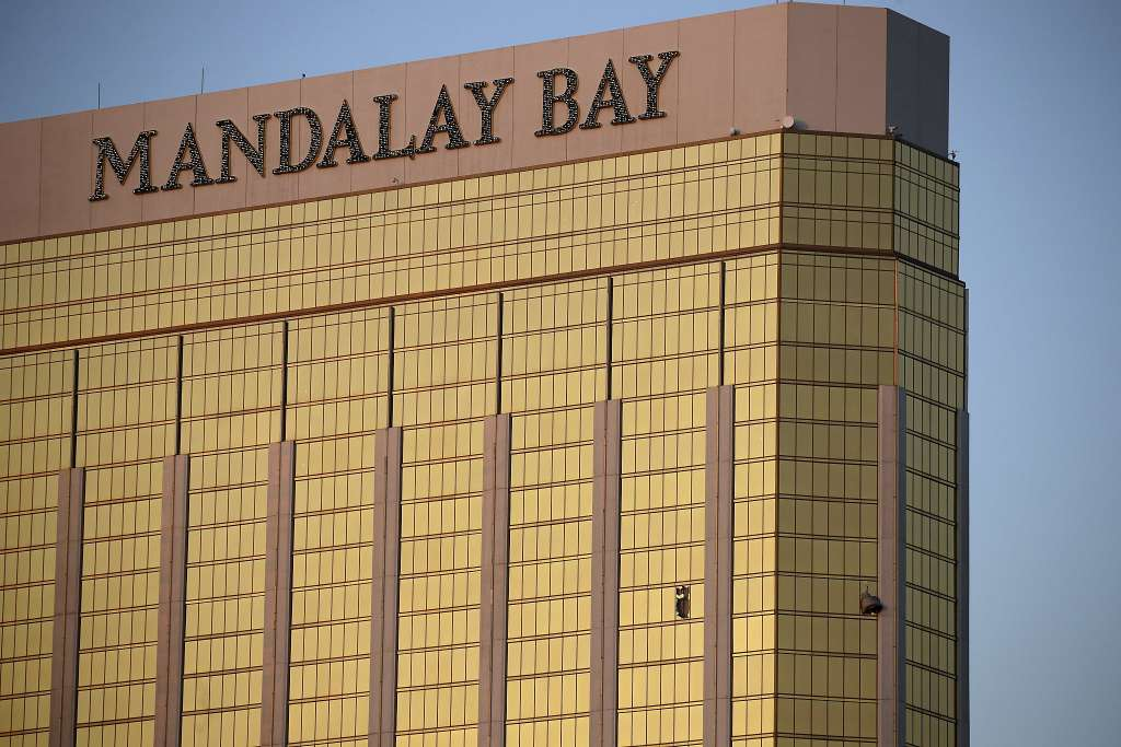 Letter Re: How to Survive Something Like the Vegas Attack?