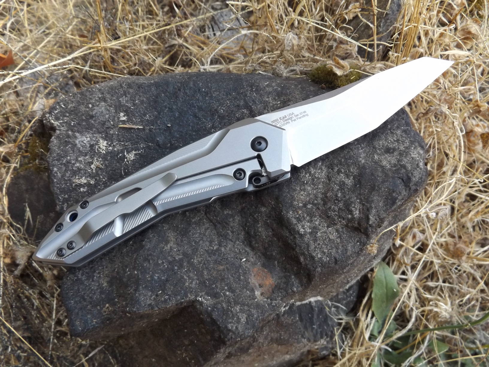 Zero Tolerance 0055, by Pat Cascio