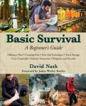 Basic Survival Book Cover