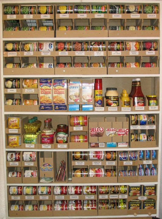 Food Storage: The Basics, by Pete Thorsen