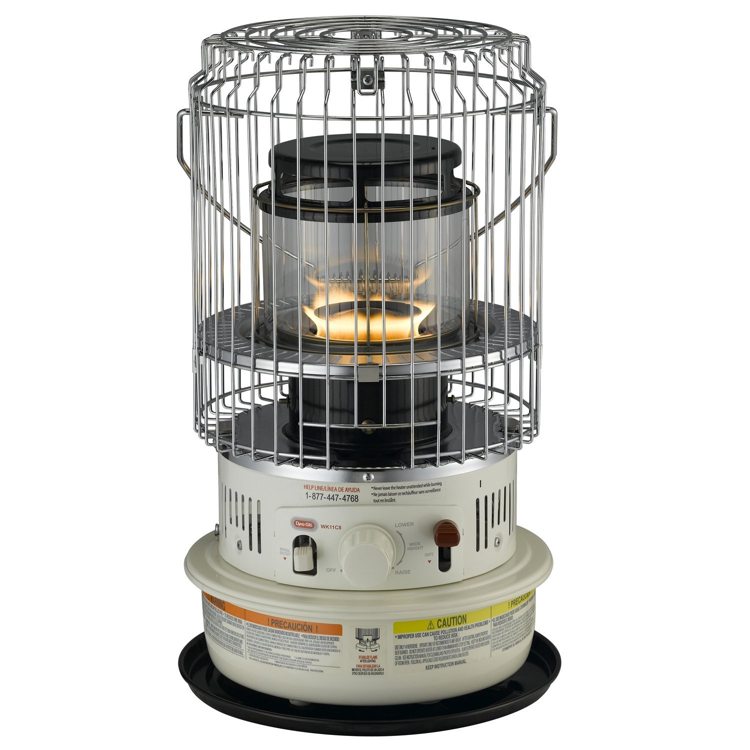 Letter: Kerosene Heater Question