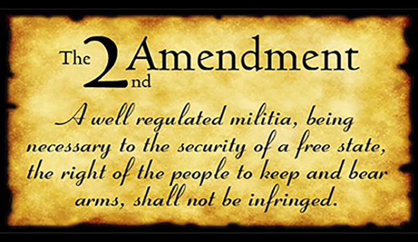 The Second Amendment, by D.V.