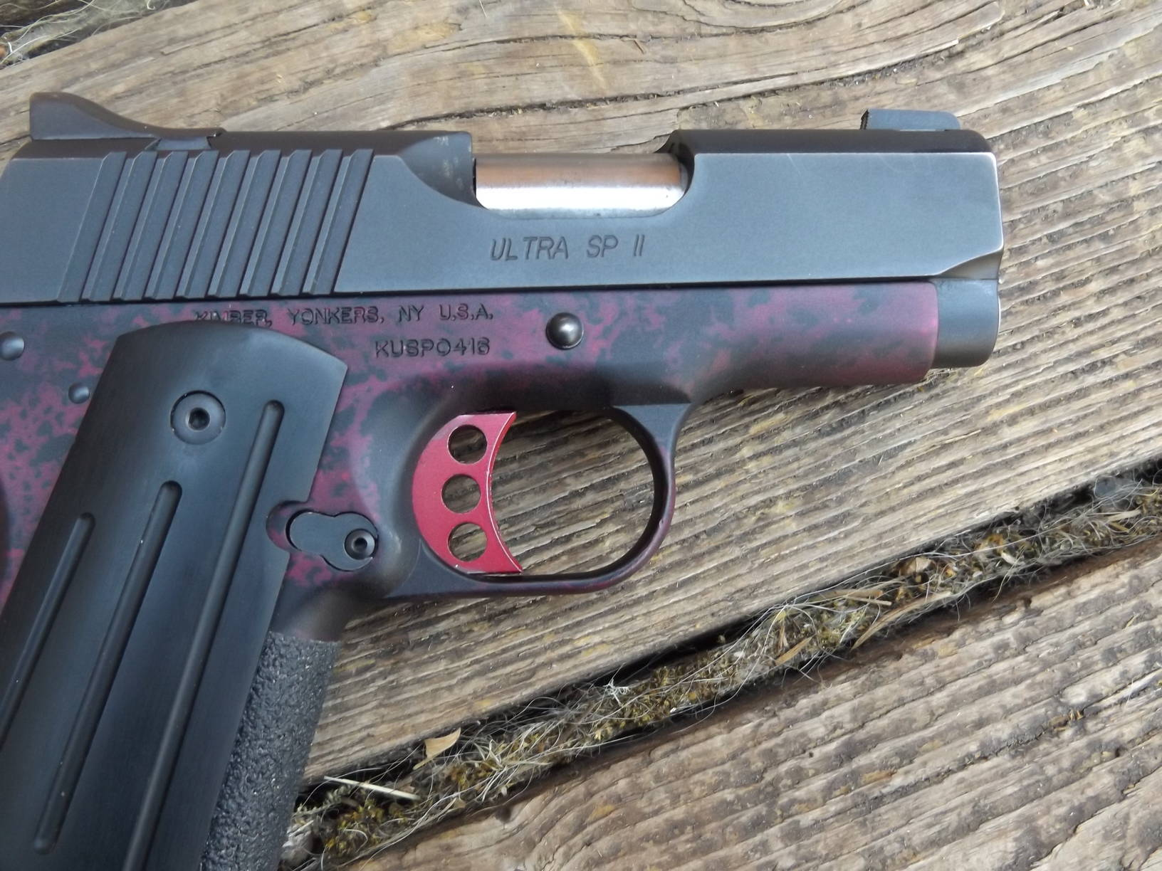 Kimber Ultra Carry II SP – By Pat Cascio - SurvivalBlog com