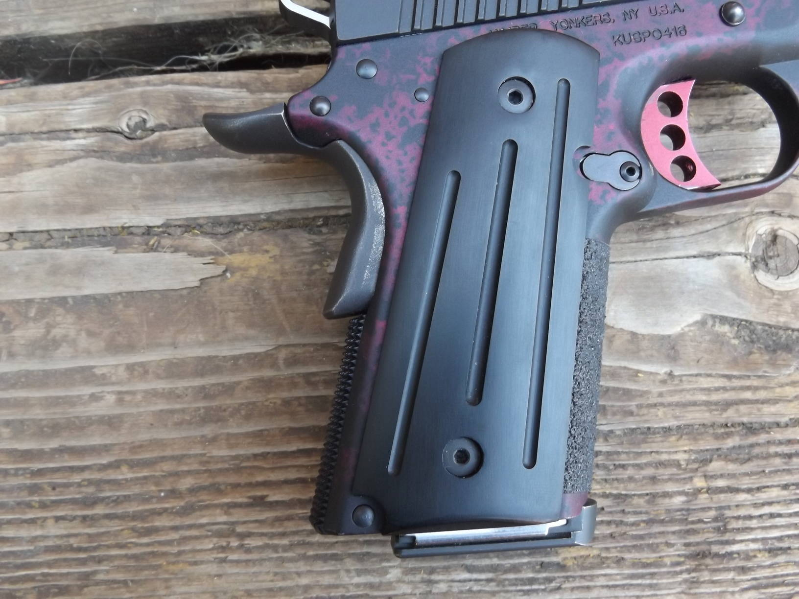 Kimber Ultra Carry II SP – By Pat Cascio - SurvivalBlog com