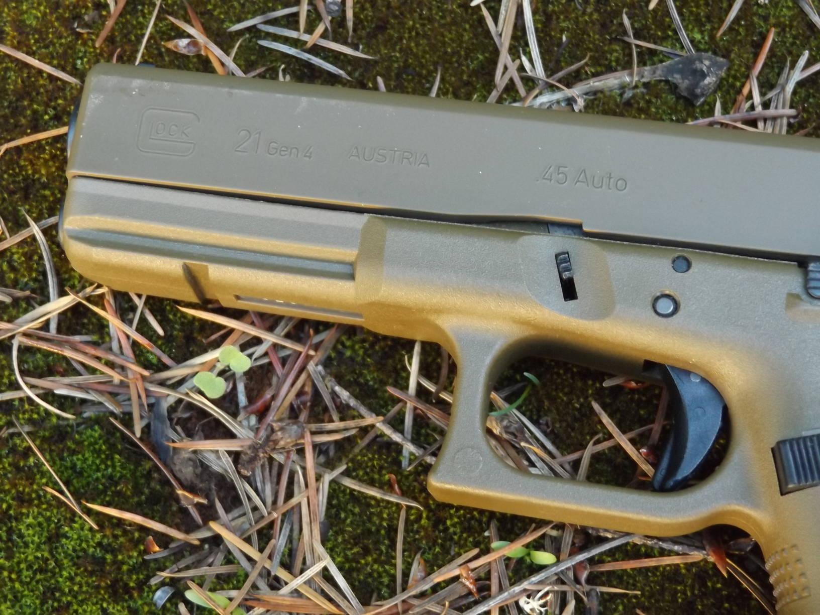 Glock 21  45 ACP, by Pat Cascio - SurvivalBlog com