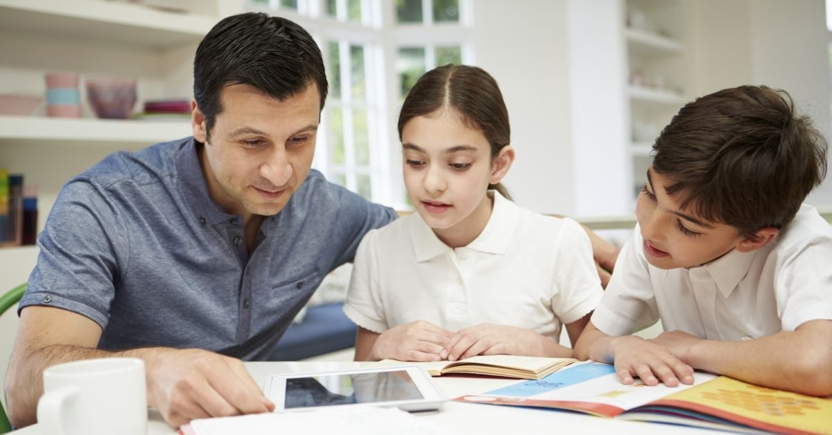 Letter: A Letter To Homeschooling Parents