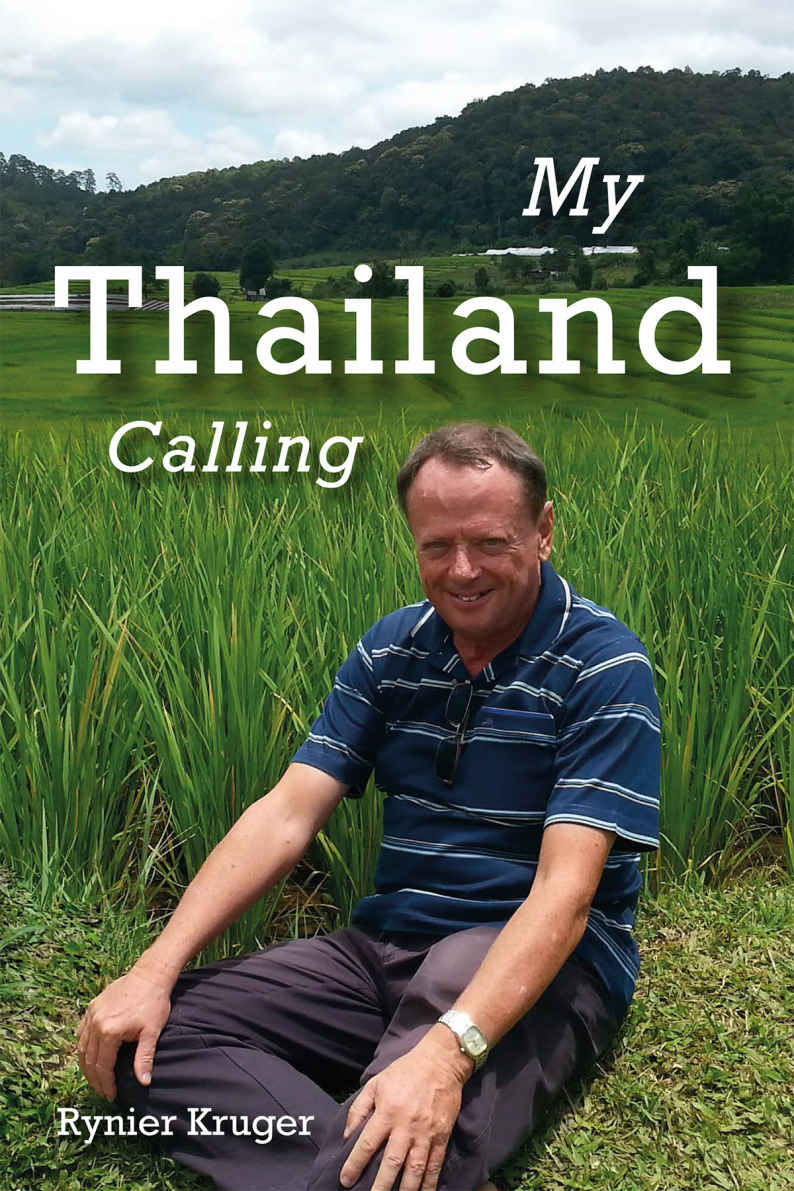 Book Release Announcement: My Thailand Calling