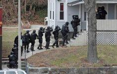 A SWAT team entry