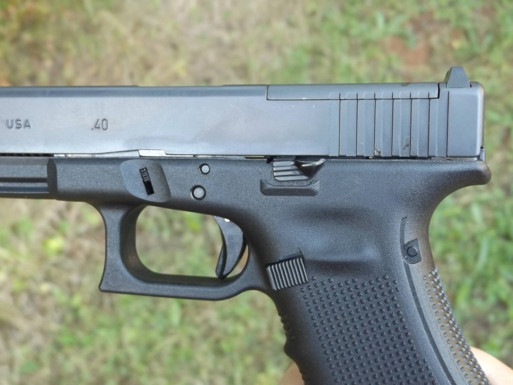 Glock Model 35, Gen 4, by Pat Cascio - SurvivalBlog.com