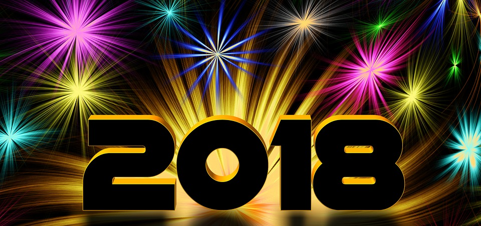 2018– The Decisive Year, by R.M.