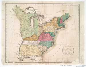 1700s Map Of 13 Colonies Eastern States Of Us Survivalblogcom - Us-map-with-13-colonies