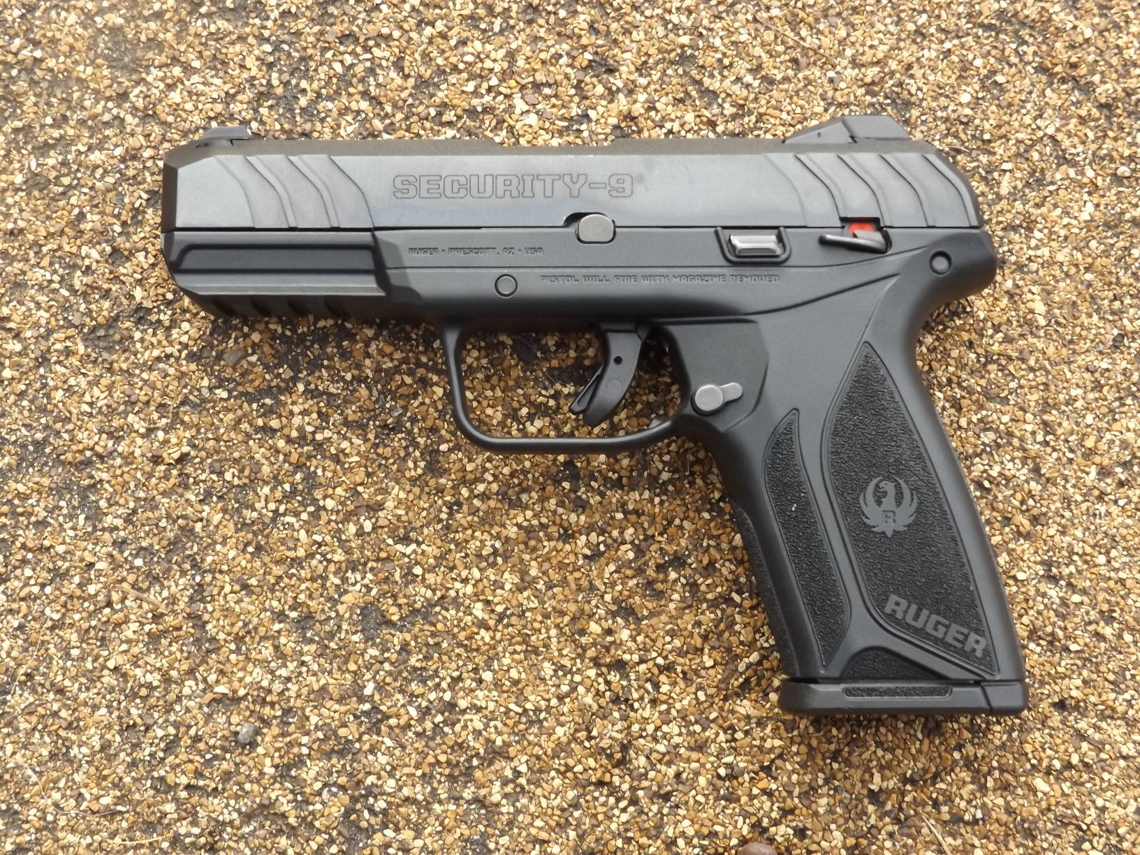 Ruger's New Security 9, by Pat Cascio