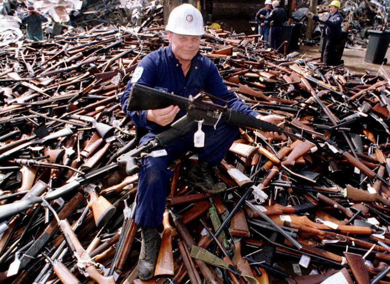 Letter: The Real Restrictions of Australia's Gun Laws on its Citizens