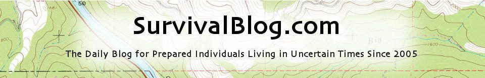 SurvivalBlog's News From The American Redoubt