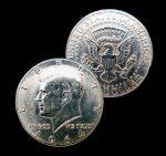 Kennedy Silver Half Dollar