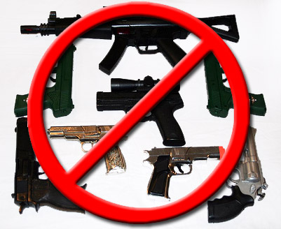 Preparing for the Inevitable American Gun Ban- Part 1, by Rector