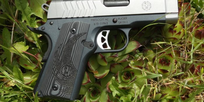 Ruger SR1911 – 9mm Compact, by Pat Cascio