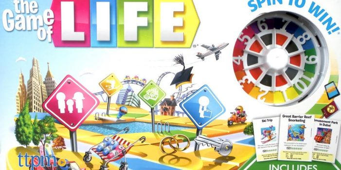 The Game of Life, by A Modern Stoic