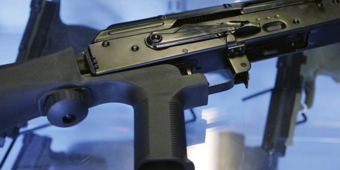 Letter: Gun Violence
