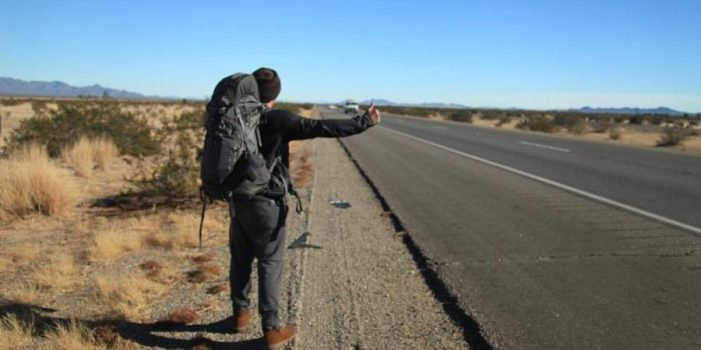 Hitchhiking After SHTF, by J.B.