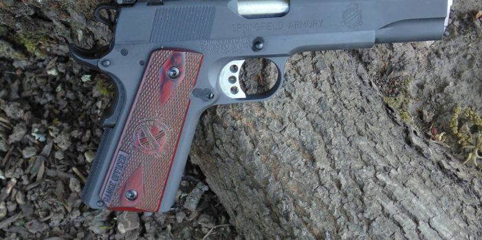 Springfield Armory Range Officer 1911 – Gov't Model, by Pat Cascio