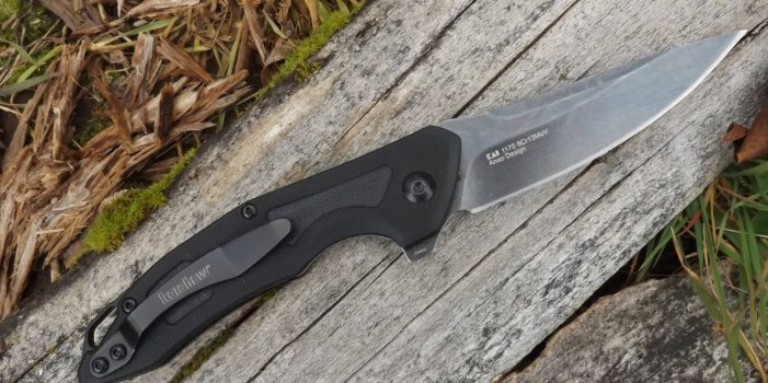 "Kershaw ""Method"" Folder, by Pat Cascio"
