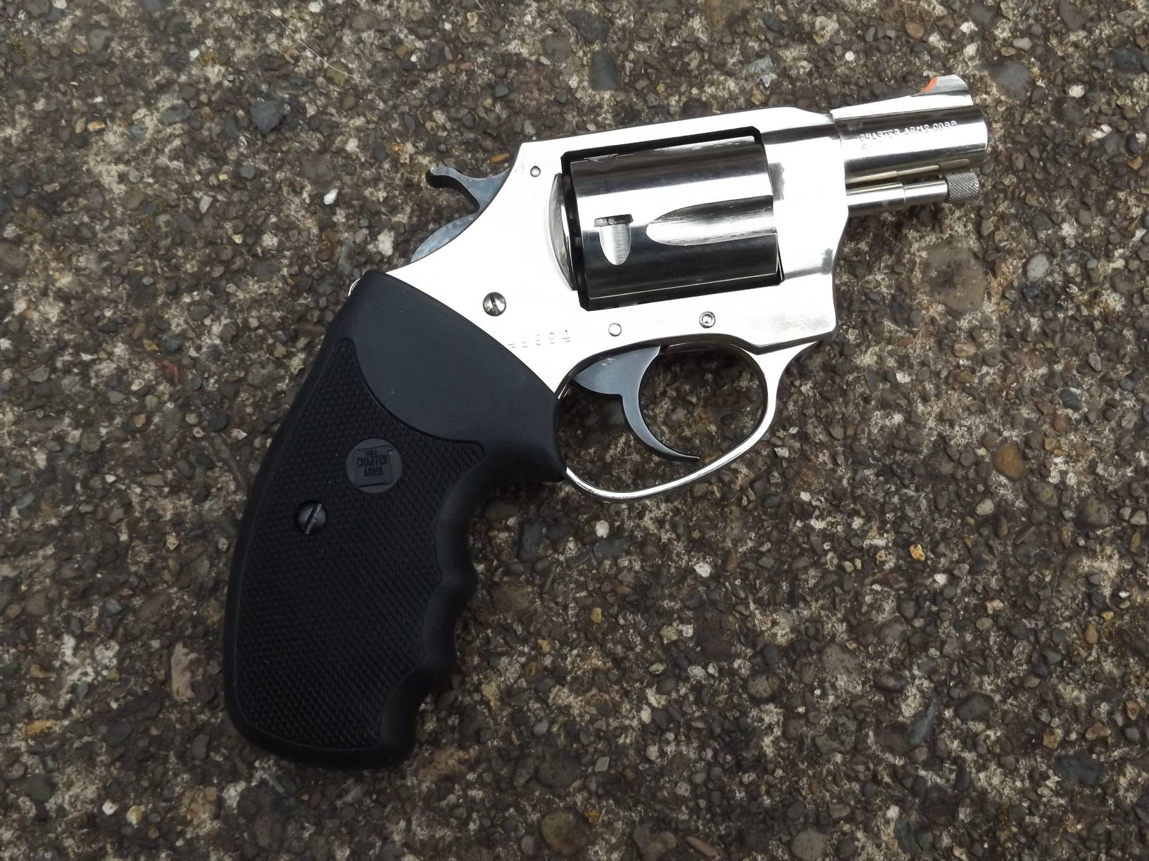 Charter Arms, Undercover  38 Spl, by Pat Cascio