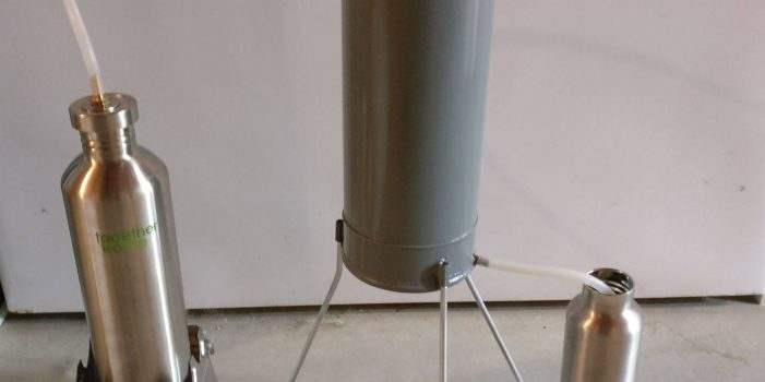 A Portable Water Distiller- Part 1, by JMD