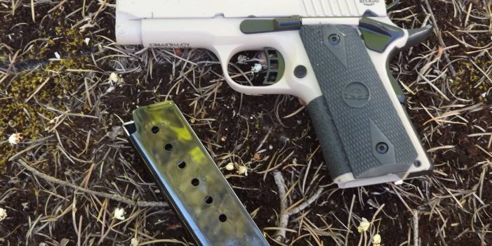 Rock Island Armory 1911 CS FDE, by Pat Cascio