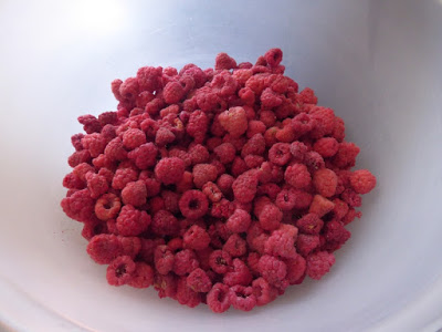 Guest Post: Dehydrating Raspberries, by Patrice Lewis