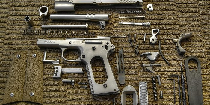 Gunsmith Training: Pistolsmithing – Week One, by R2