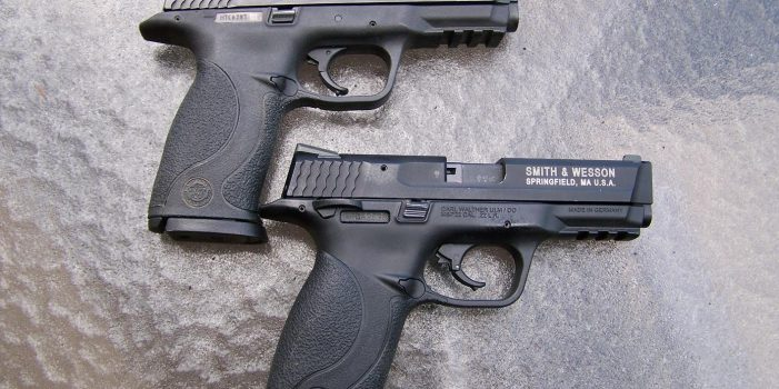 S&W M&P .22 LR Compact – By Pat Cascio