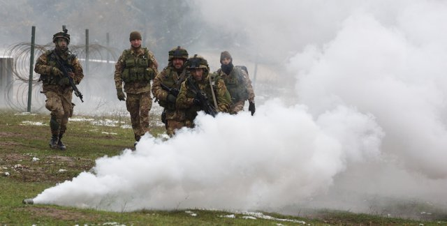 Smoke Grenades – Any Utility?, by T. in Virginia