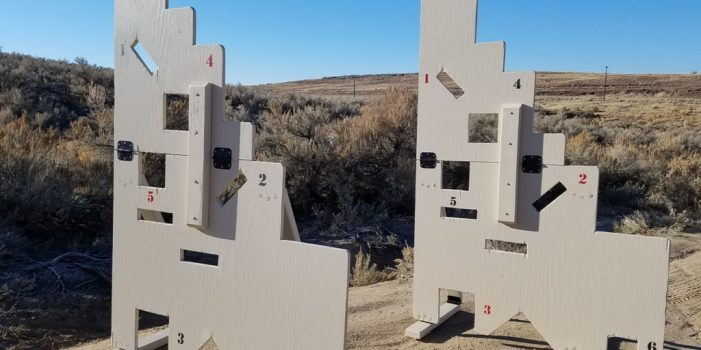 How to Build a Compact, Portable Range Barricade- Part 2, by I.S.