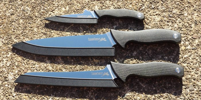 Kershaw Kitchen Knives, by Pat Cascio