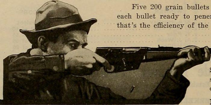 Budget Prepper Guns, by Pete Thorsen