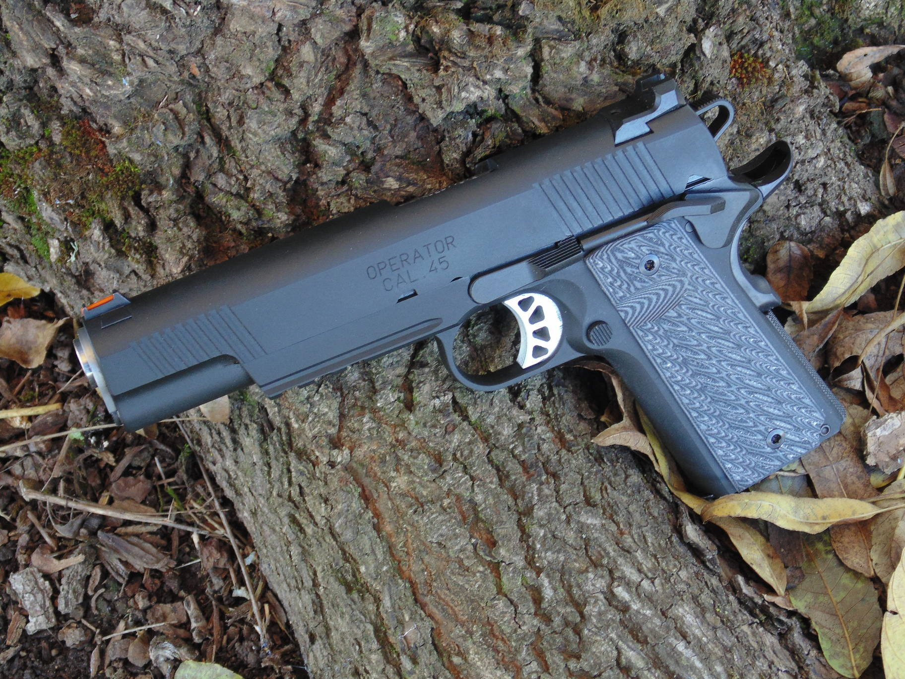 Springfield Armory Range Officer Elite Operator 1911, by Pat