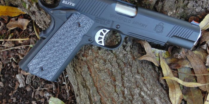 Springfield Armory Range Officer Elite Operator 1911, by Pat Cascio