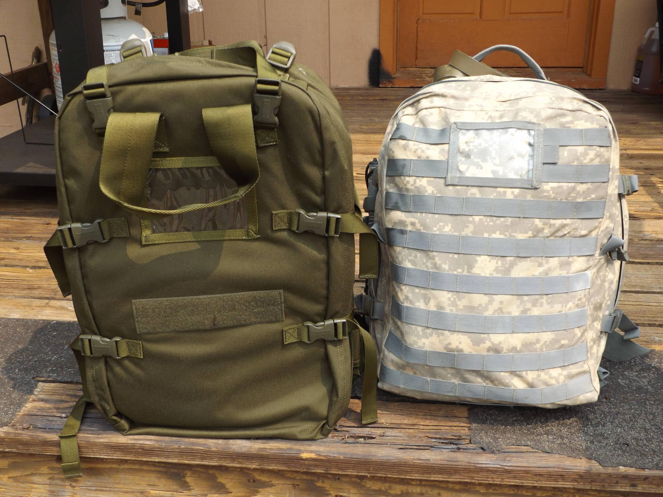 Our Combat Medic Daughter Used Blackhawk Bag