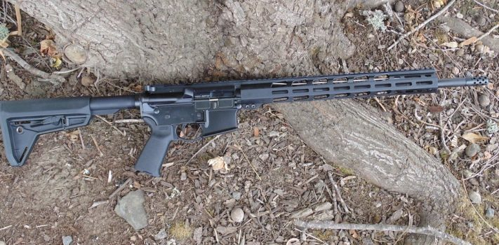 Ruger AR-556 MPR, by Pat Cascio