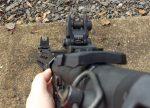 SA Saint Edge AR-Pistol BUIS