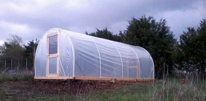 A Greenhouse for Your Homestead, by Ozark Redneck
