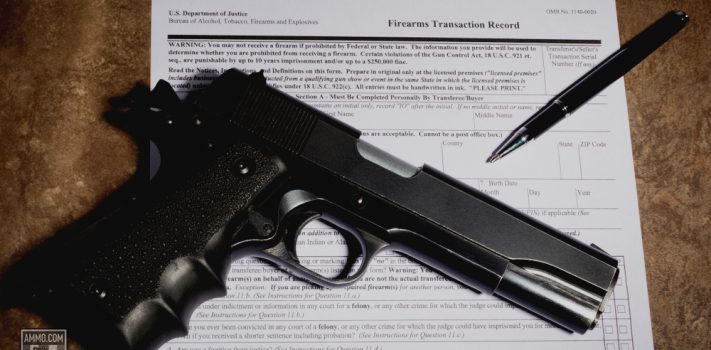 E-Mail 'Gun Background Checks Explained' To A Friend
