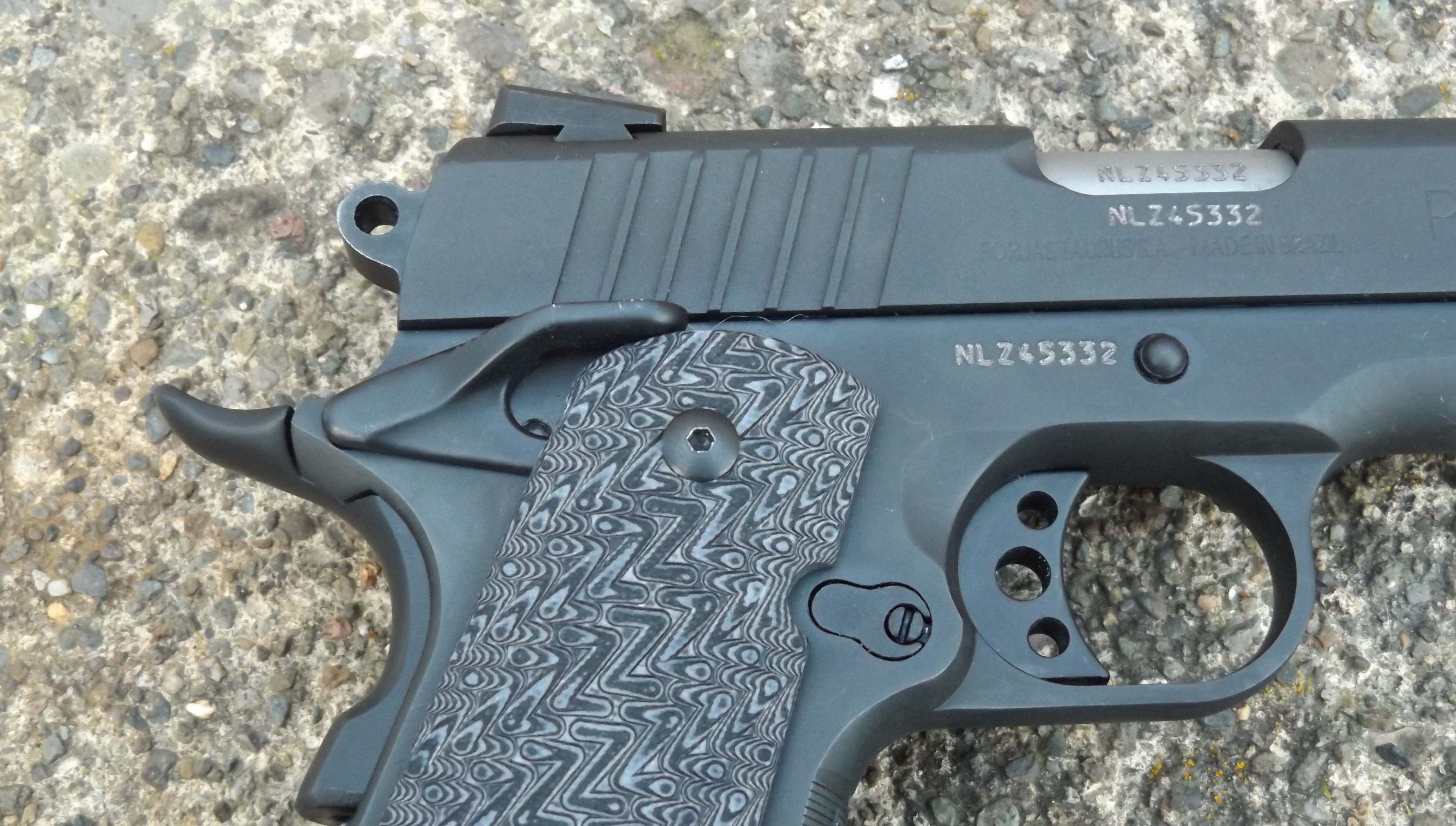 Taurus PT1911 Review with Shooting Accuracy Tests