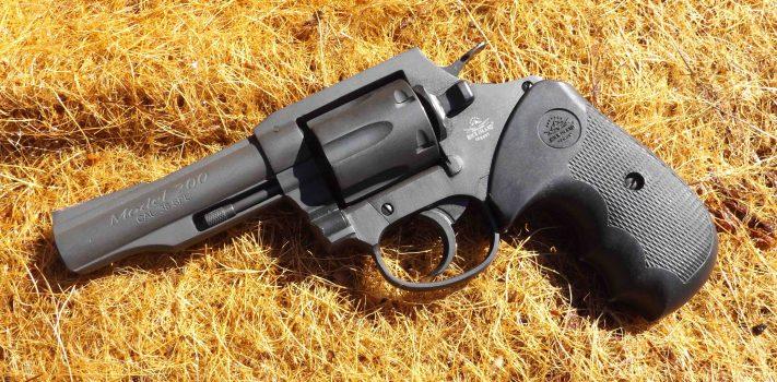 Rock Island Armory M200 Revolver, by Pat Cascio
