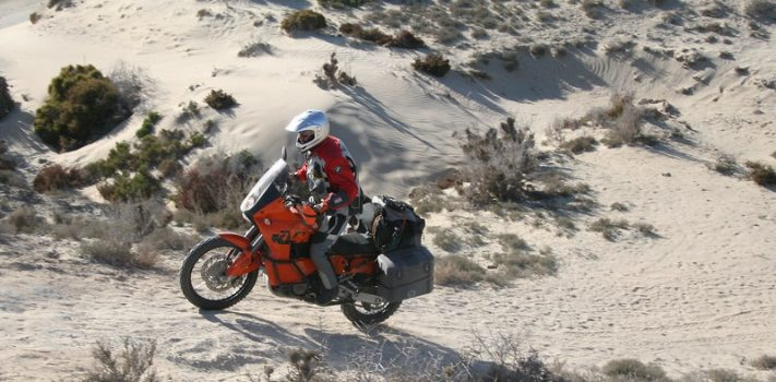 E-Mail 'Prepared Off-Road Motorcycle Riding, by Jeff Hower' To A Friend