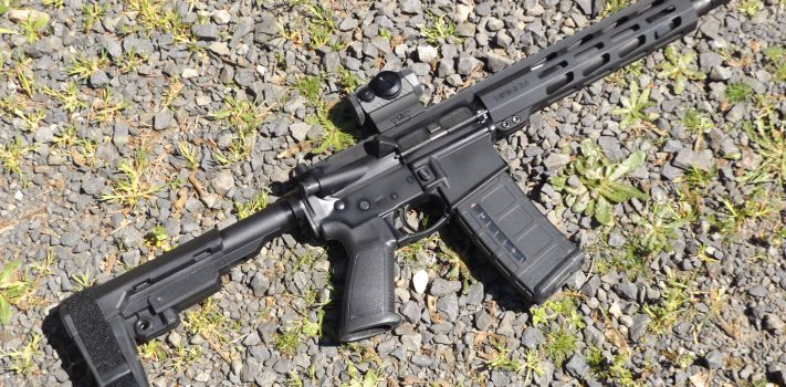 E-Mail 'Ruger AR-556 Pistol, by Pat Cascio' To A Friend