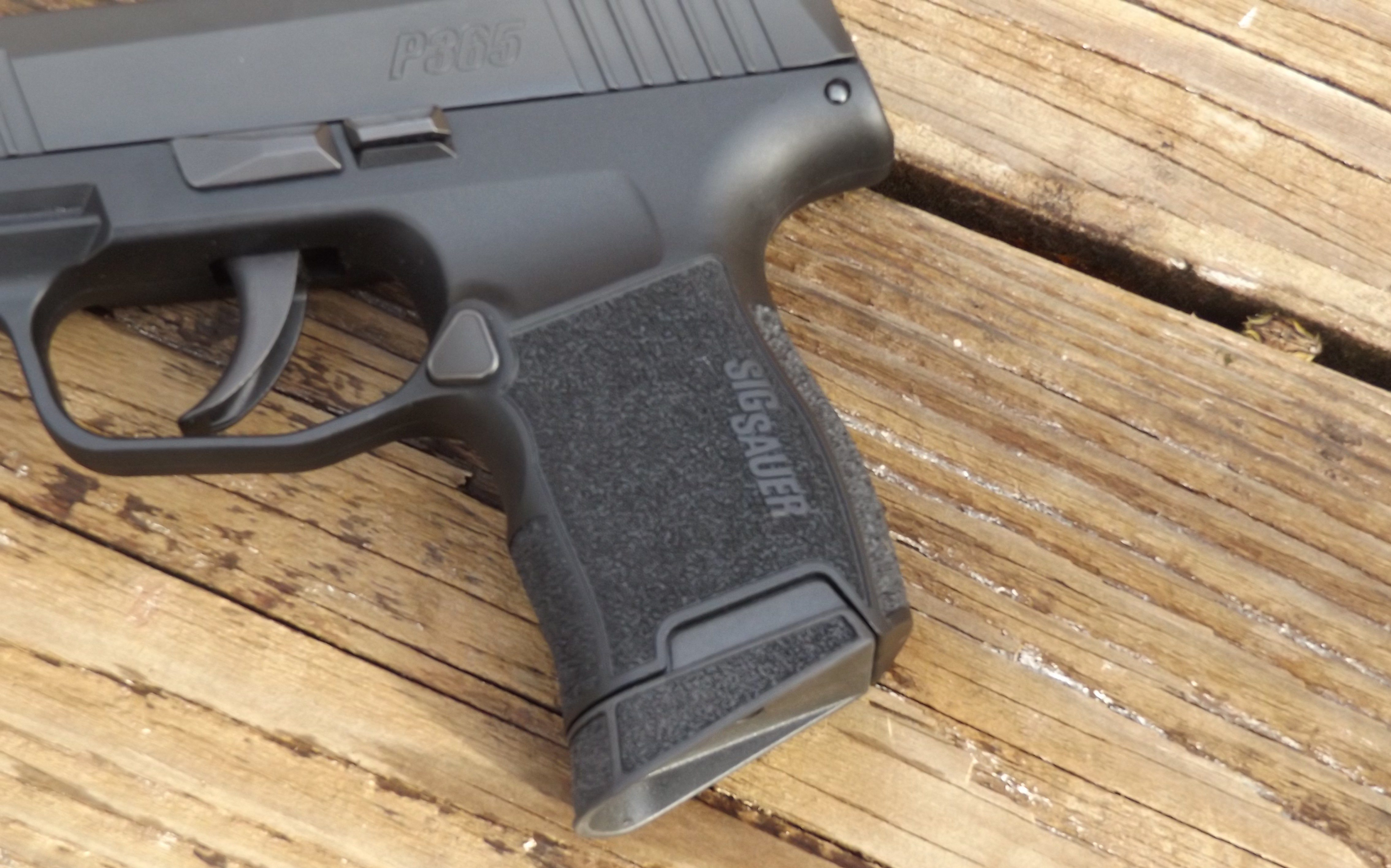 SurvivalBlog Review: SIG-Sauer P365 9mm, by Pat Cascio