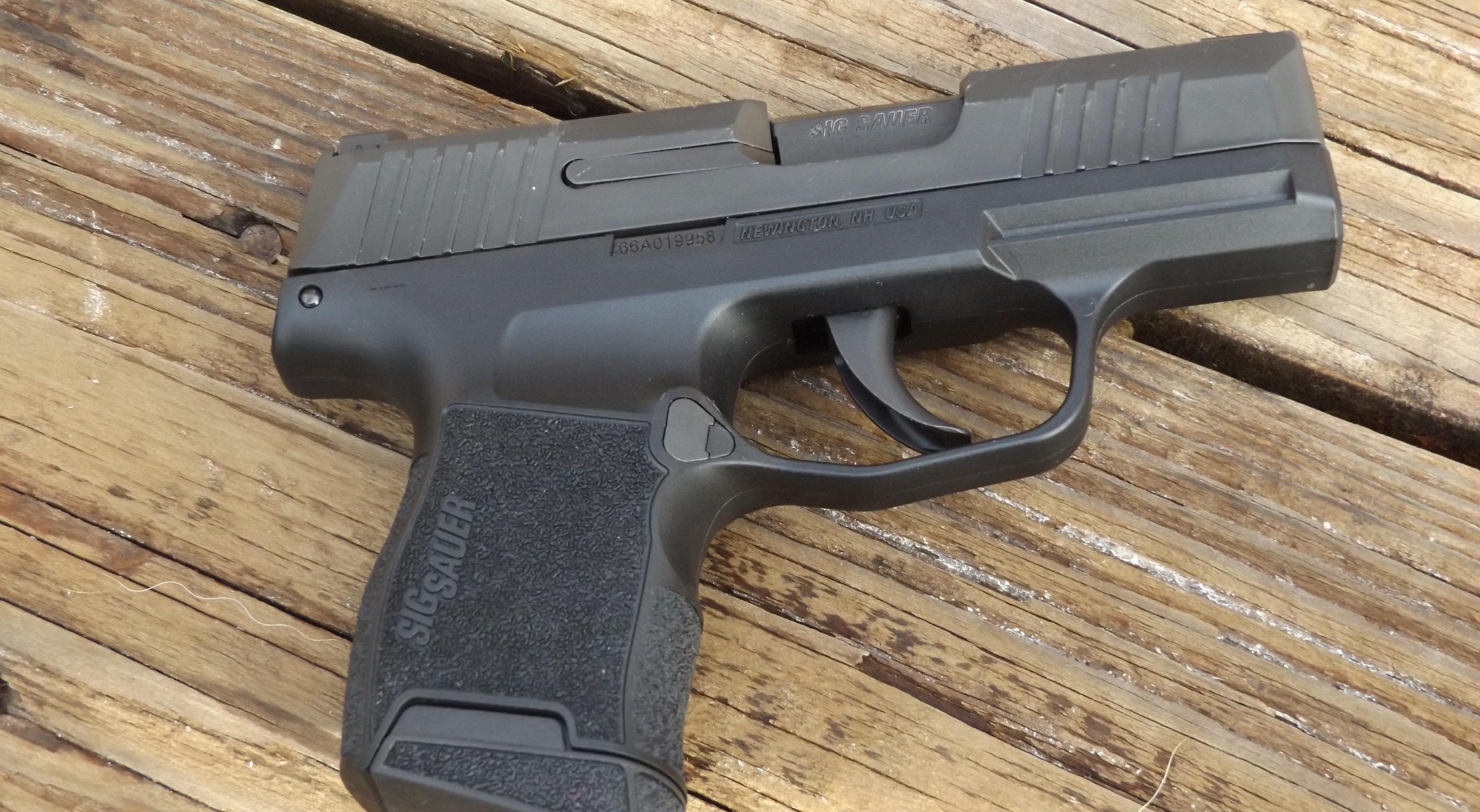 SurvivalBlog Review: SIG-Sauer P365 9mm, by Pat Cascio